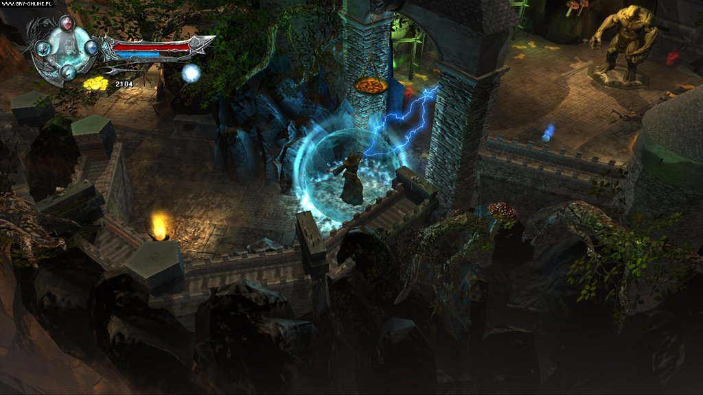 R.A.W.: Realms of Ancient War X360 Gry Screen 7/14, Wizarbox, Focus Home Interactive