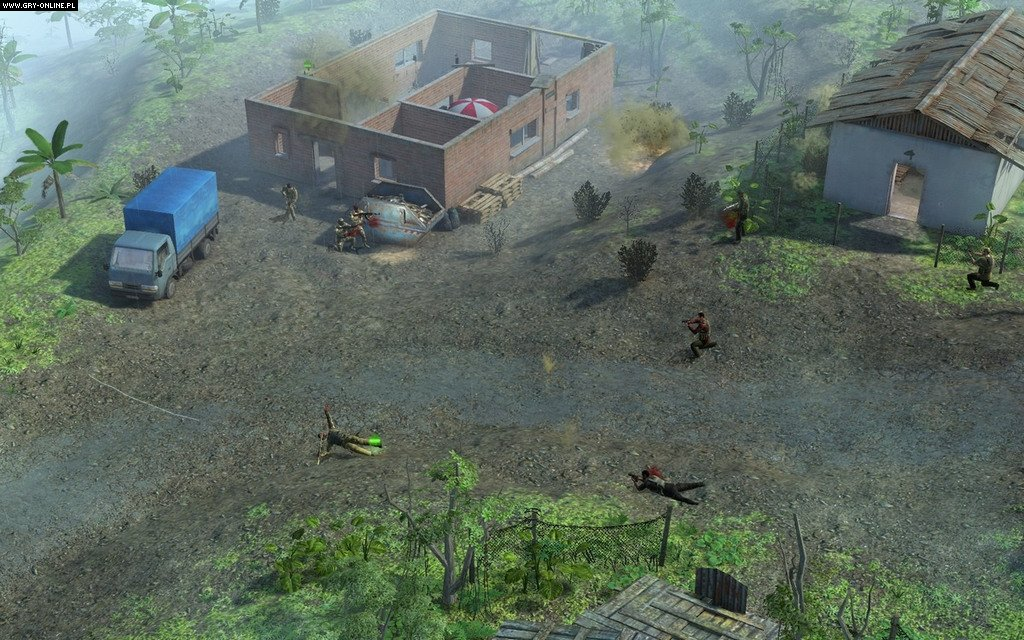 Jagged Alliance: Back in Action PC Gry Screen 4/28, Coreplay, bitComposer Games