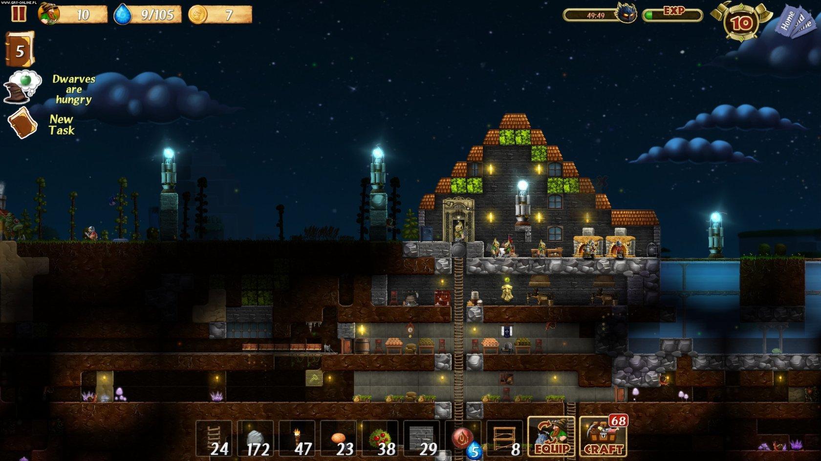 Craft Game For Pc : Craft the world galeria screenshotów screenshot