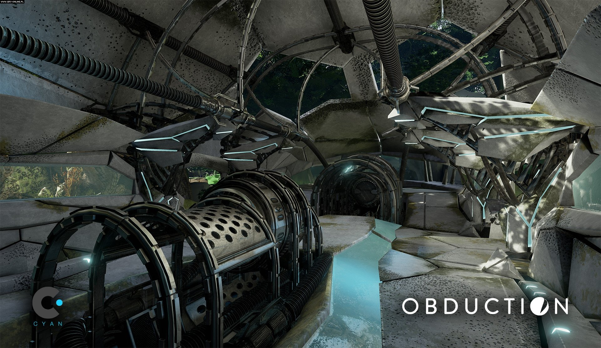 Obduction PC, PS4 Gry Screen 7/24, Cyan Inc.