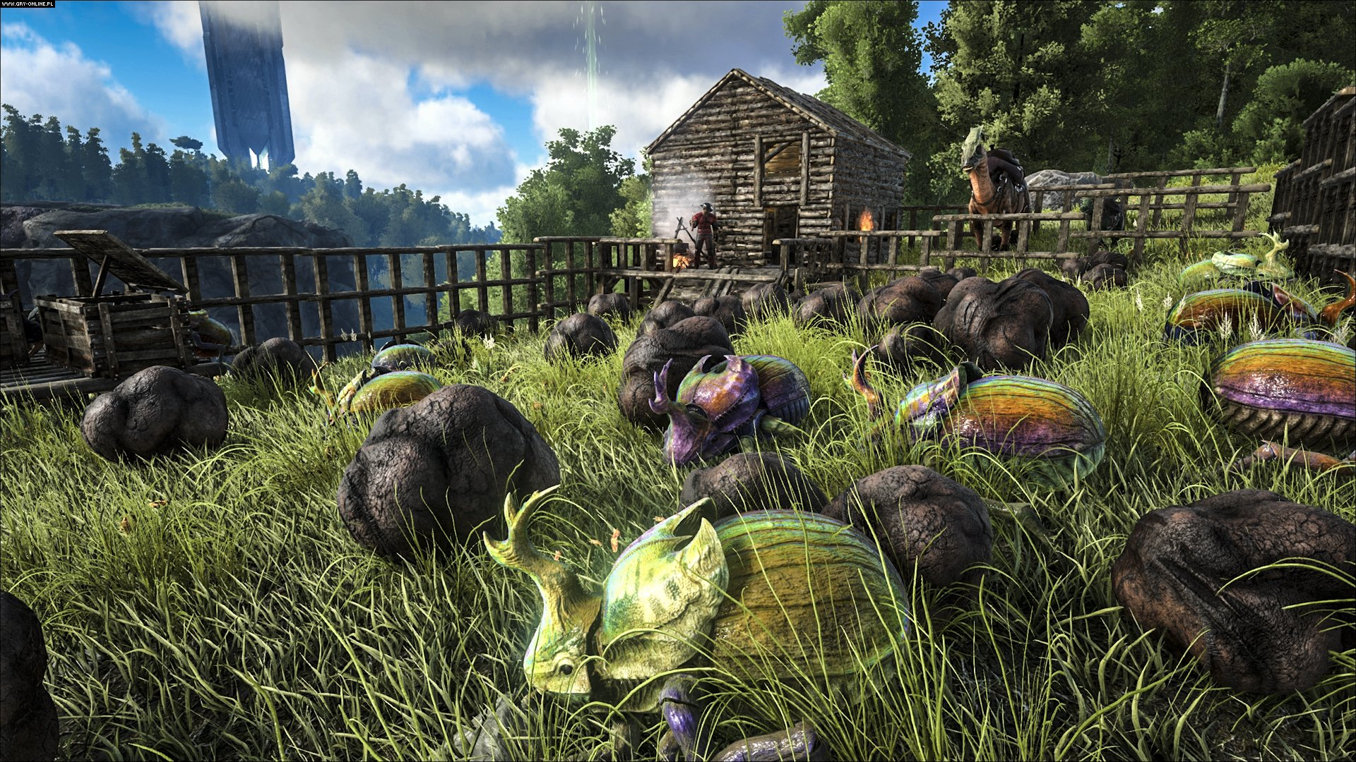 ARK: Survival Evolved PC, PS4, XONE, Switch Gry Screen 97/148, Studio Wildcard