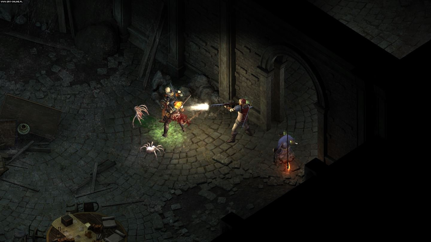 Pillars of Eternity PS4, XONE Games Image 3/93, Obsidian Entertainment, Paradox Interactive