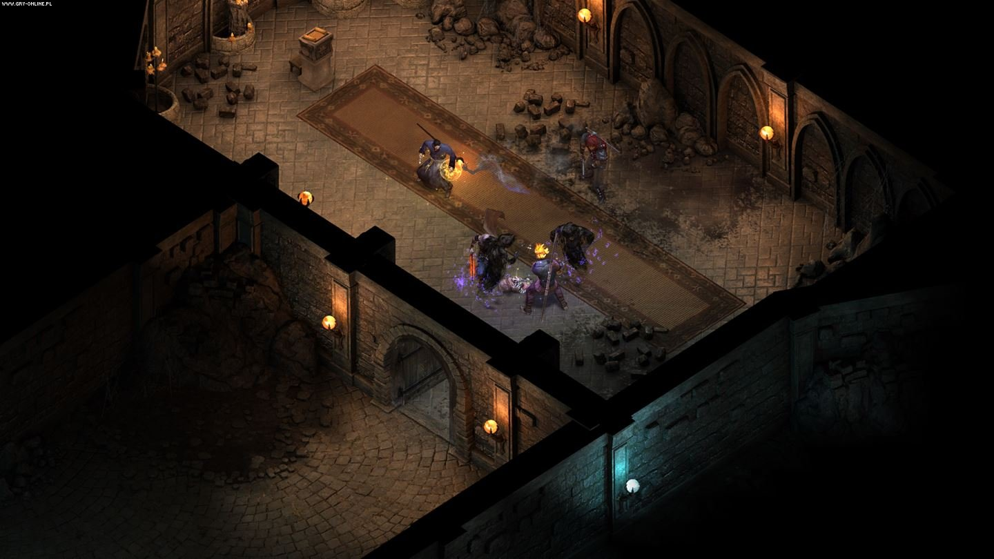 Pillars of Eternity PS4, XONE Games Image 1/93, Obsidian Entertainment, Paradox Interactive