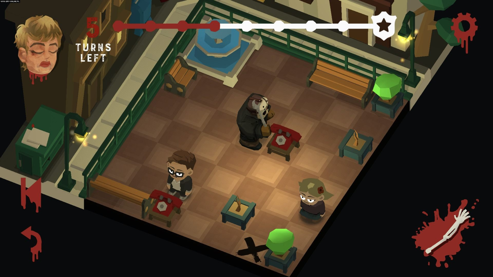 Friday the 13th: Killer Puzzle PC, AND, iOS Gry Screen 2/22, Blue Wizard Digital