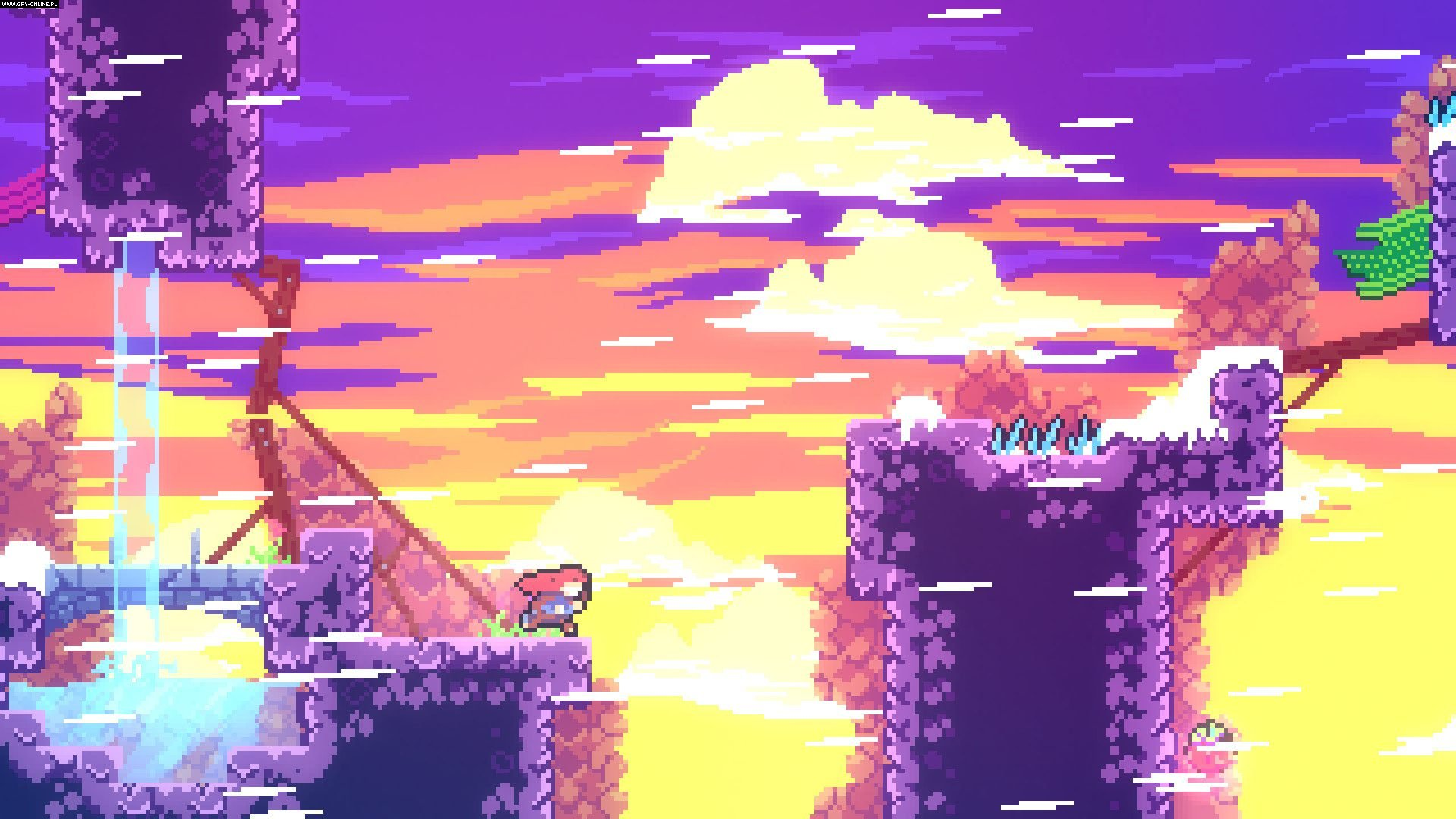 Celeste PC, PS4, XONE, Switch Games Image 17/24, Matt Makes Games / Extremely OK Games
