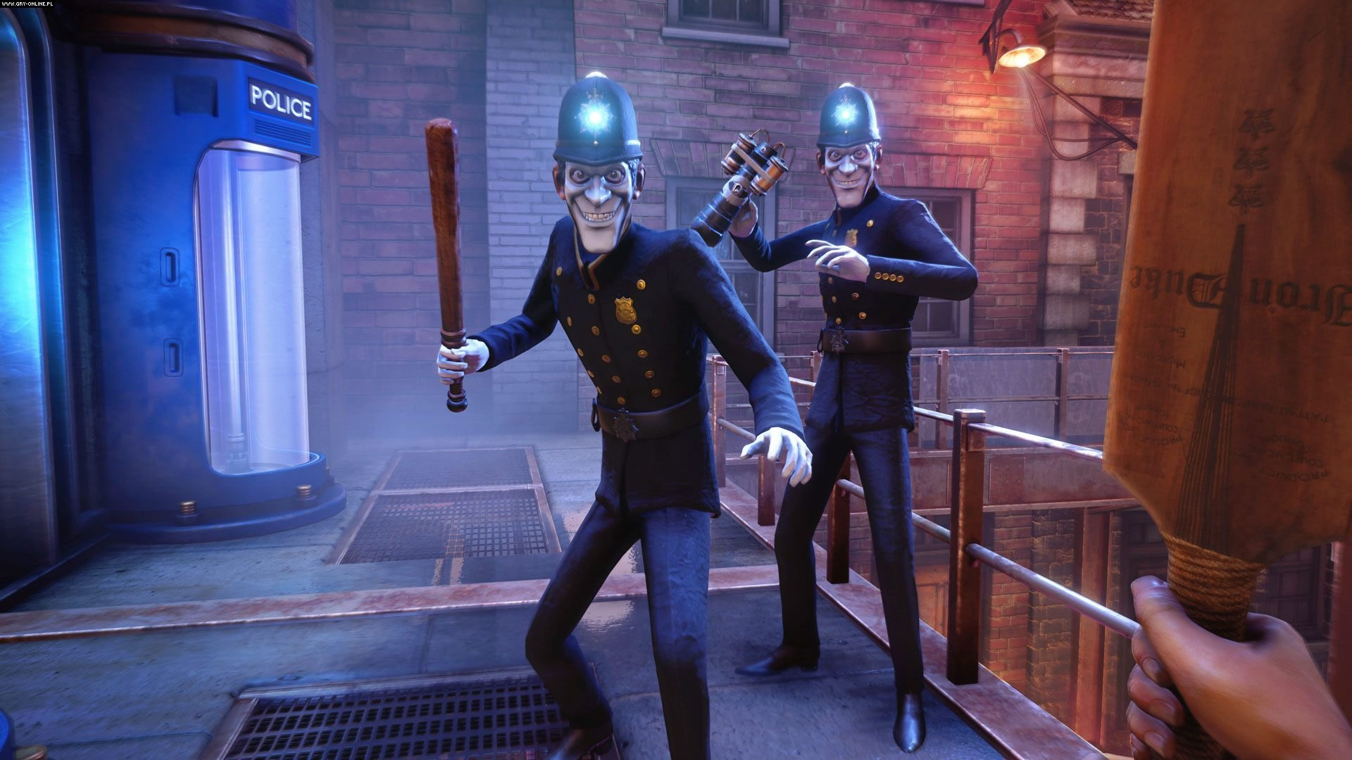 We Happy Few PC, PS4, XONE Gry Screen 16/40, Compulsion Games, Gearbox Publishing
