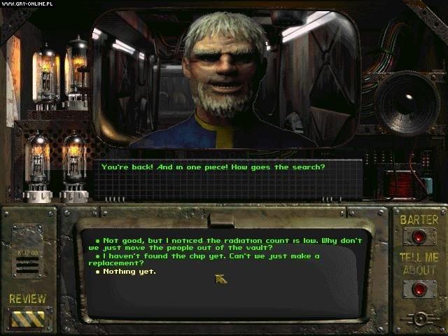 Fallout PC Gry Screen 3/69, Interplay, Interplay Entertainment