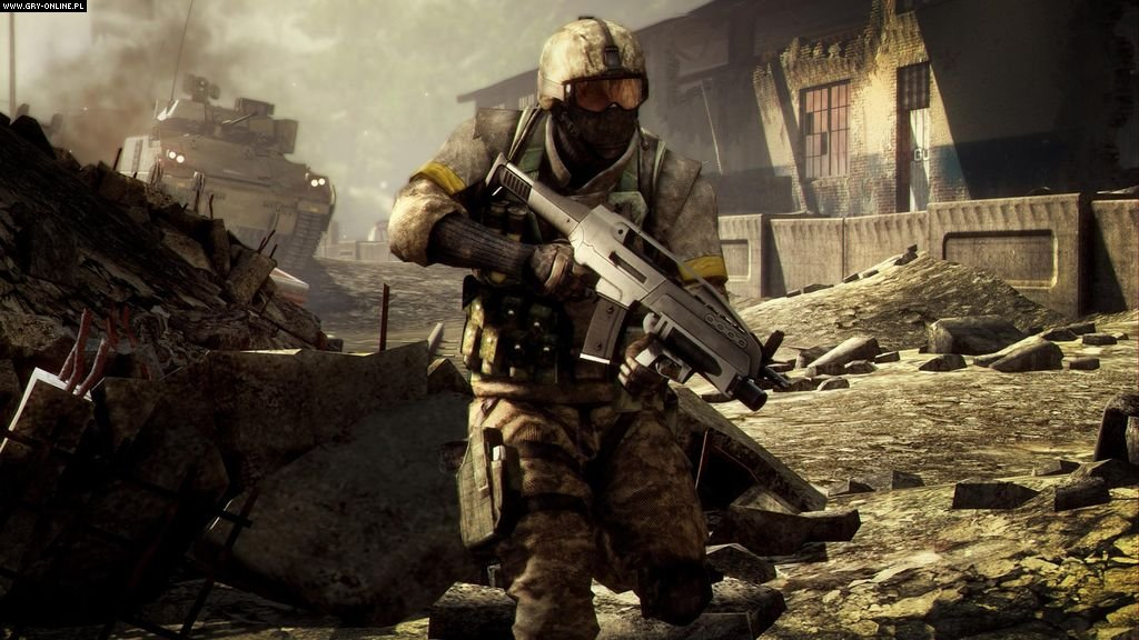 Battlefield: Bad Company 2 PS3 Gry Screen 164/200, EA DICE / Digital Illusions CE, Electronic Arts Inc.