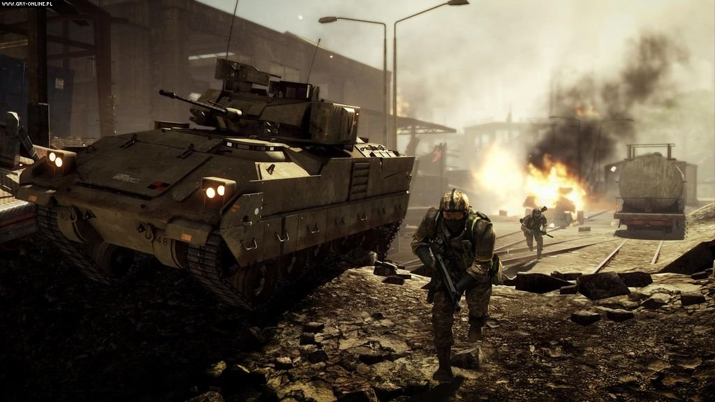 Battlefield: Bad Company 2 PS3 Gry Screen 162/200, EA DICE / Digital Illusions CE, Electronic Arts Inc.