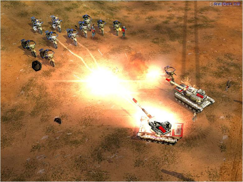 Command & Conquer: Generals - Zero Hour PC Gry Screen 12/14, Electronic Arts Inc.