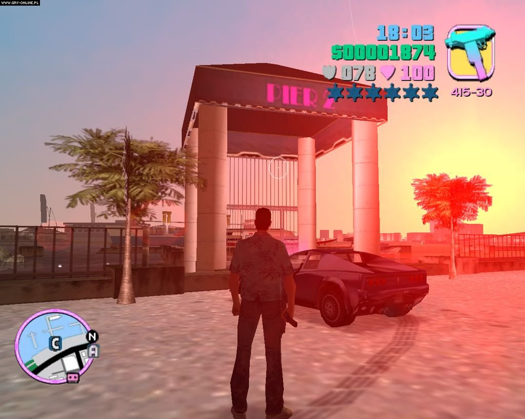 Grand Theft Auto Vice City Galeria Screenshot W Screenshot 55 96