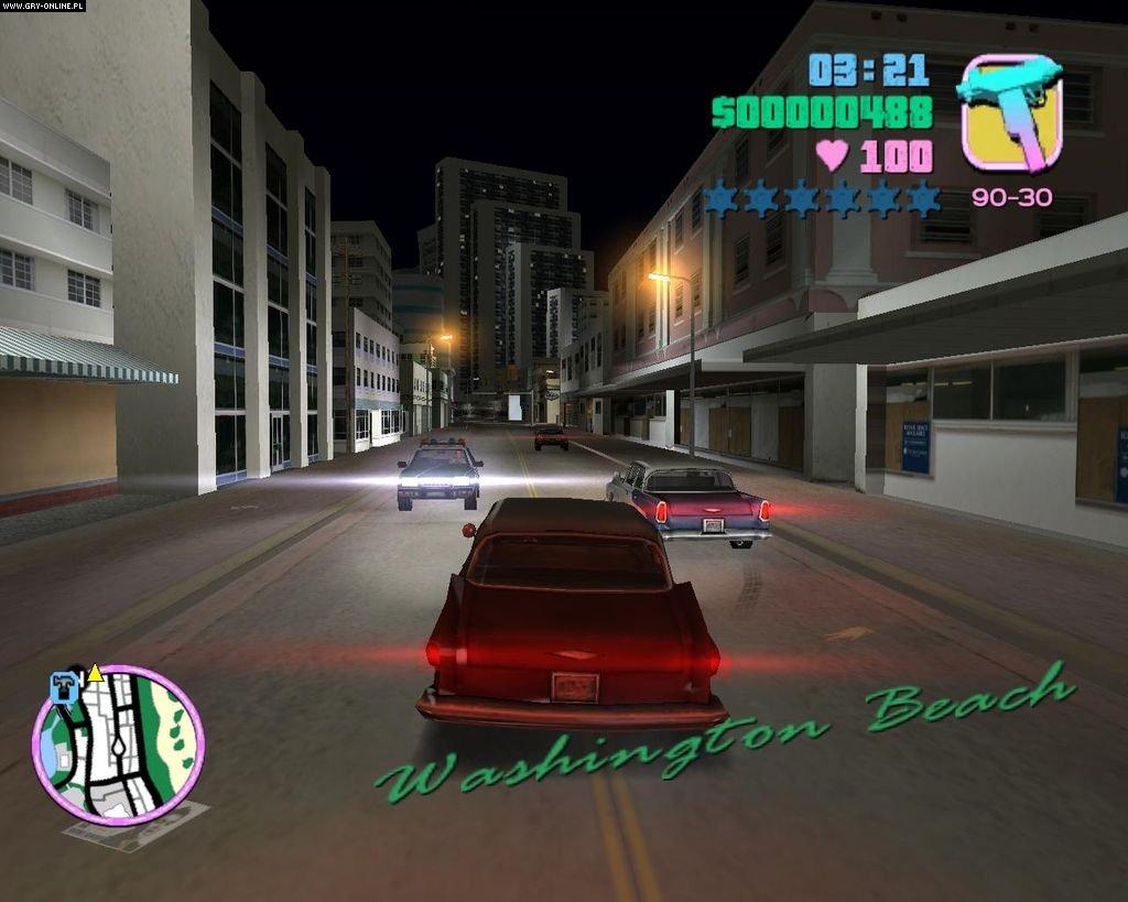 Grand Theft Auto Vice City Galeria Screenshot W Screenshot 54 96
