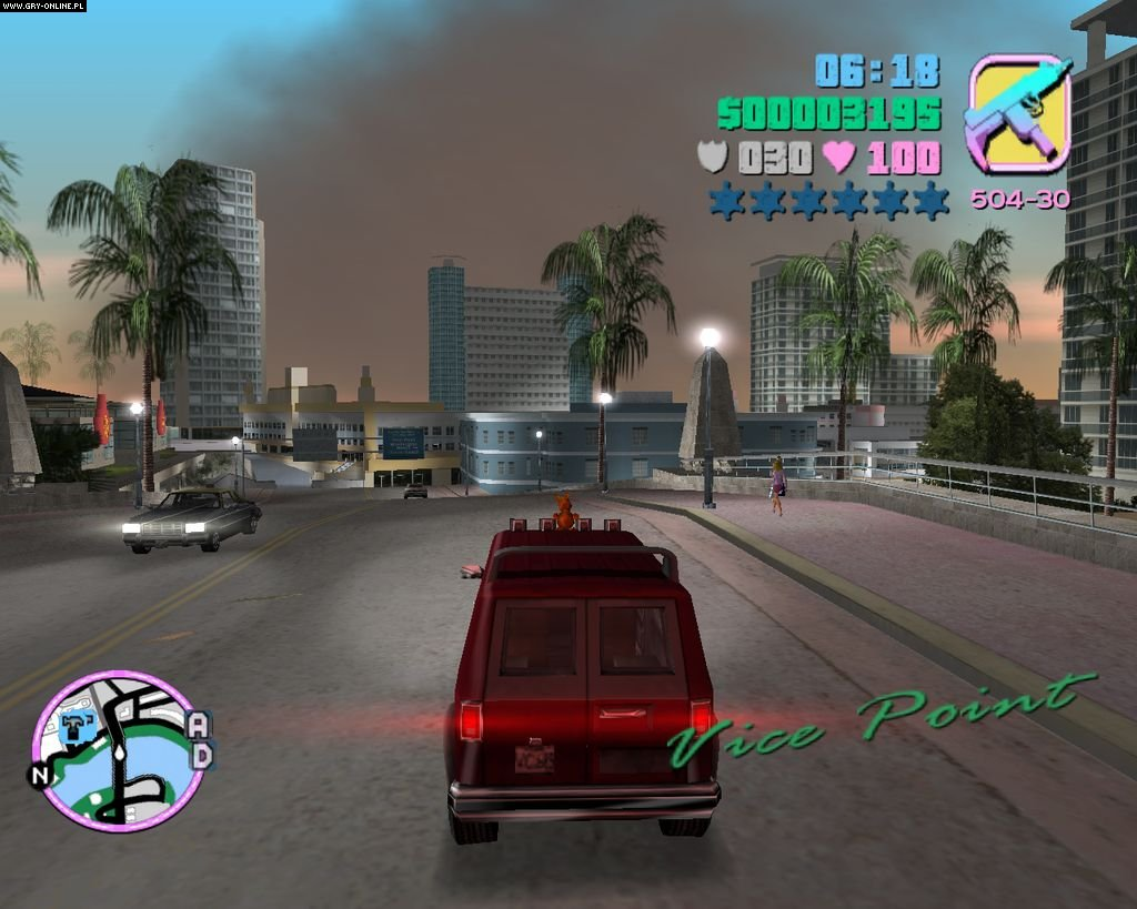Grand Theft Auto Vice City Galeria Screenshot W Screenshot 25 96