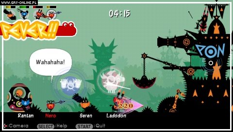 Patapon 2 PSP Gry Screen 2/48, Sony Interactive Entertainment