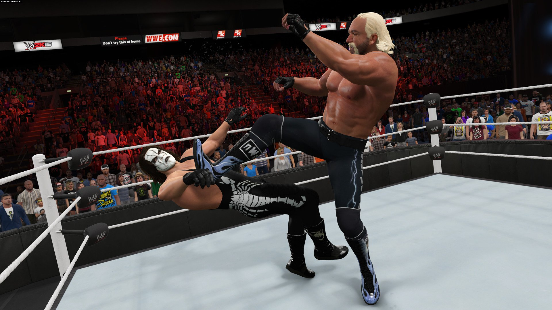 WWE 2K15 PC Games Image 3/31, Yuke's, 2K Sports