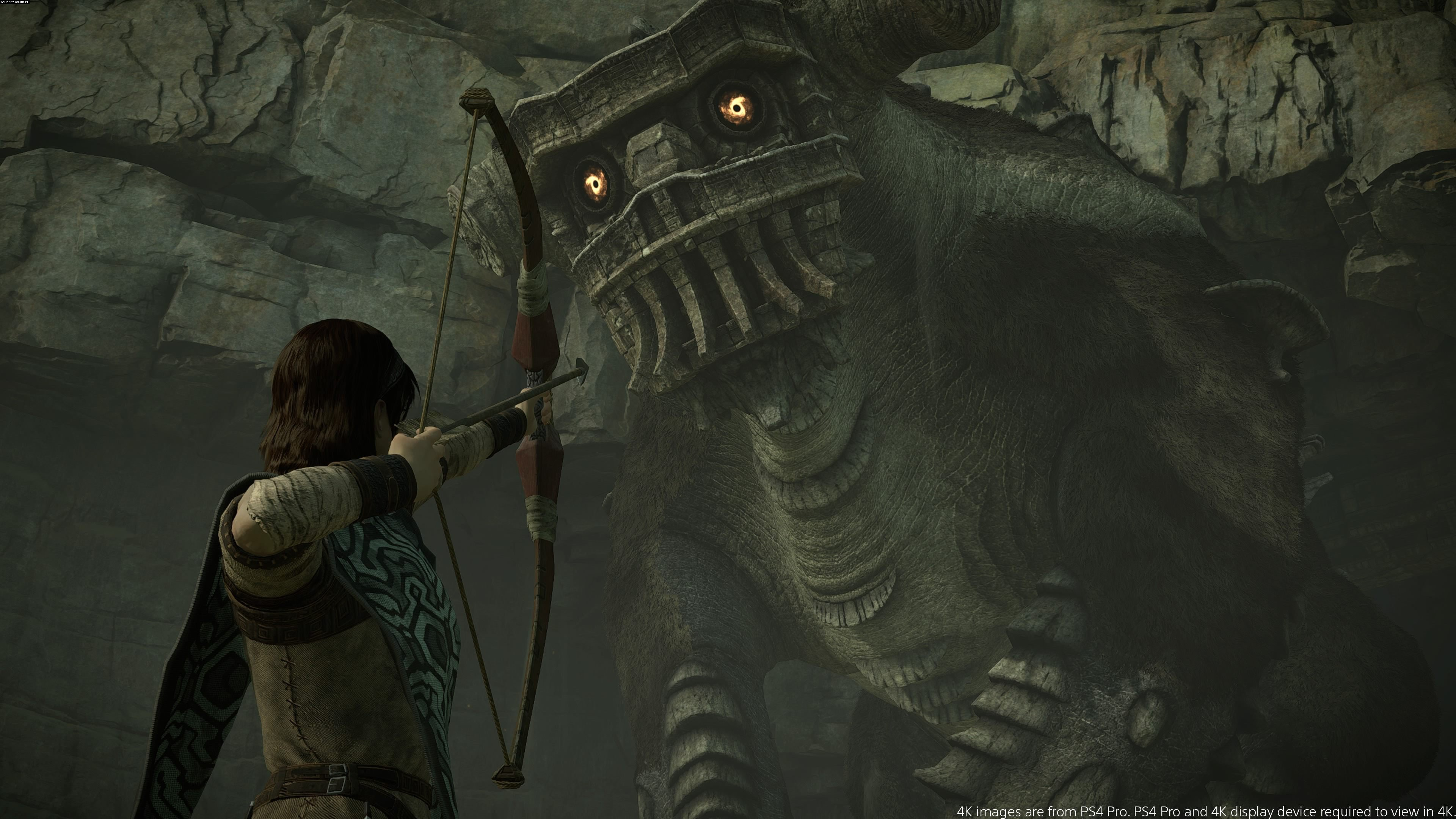 Shadow of the Colossus PS4 Gry Screen 2/32, Bluepoint Games, Sony Interactive Entertainment