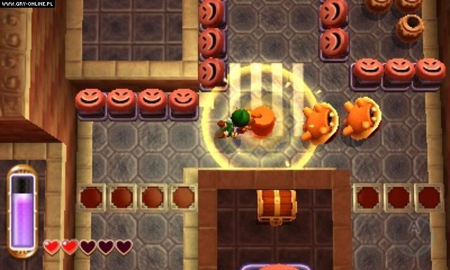 The Legend of Zelda: A Link Between Worlds 3DS Gry Screen 1/15, Nintendo