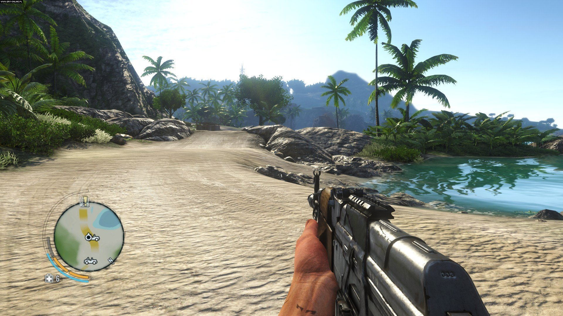 how to craft in far cry