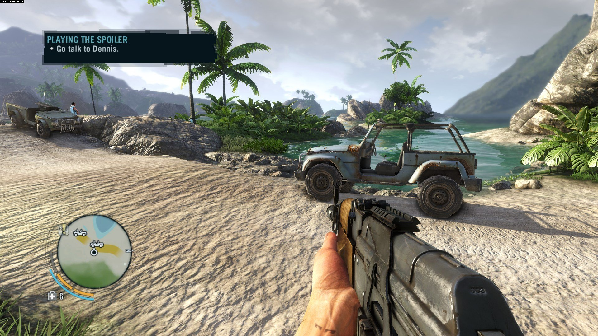 Far Cry 3 PC, X360, PS3 Games Image 28/87, Ubisoft