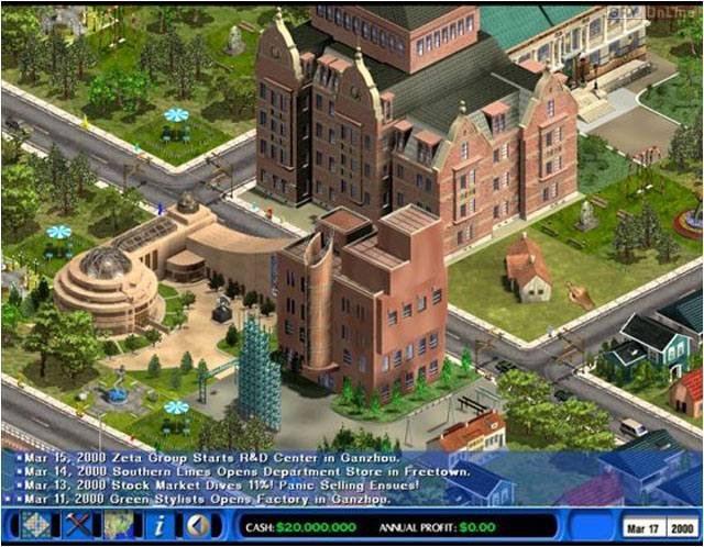 Capitalism ii galeria screenshot w screenshot 8 8 for Capitalism ii