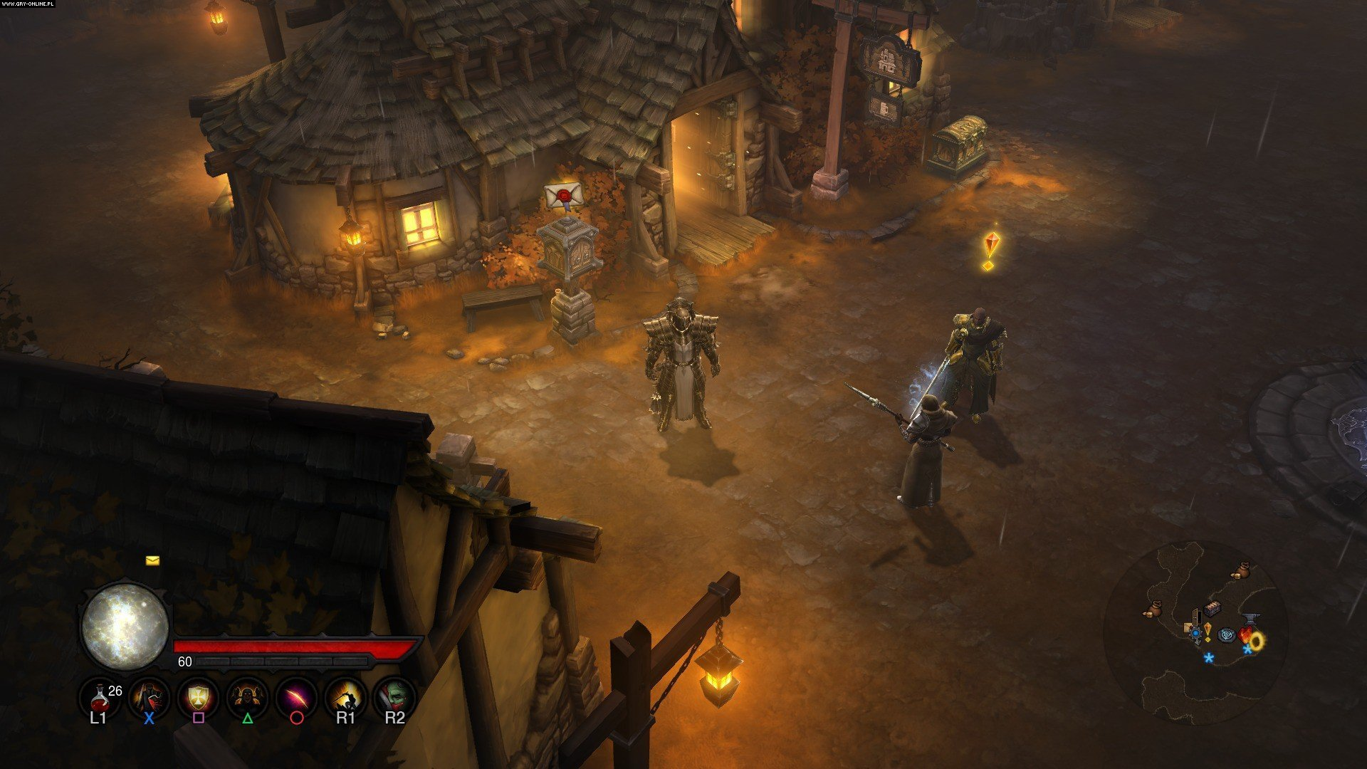 how to play diablo 3 reaper of souls online ps4