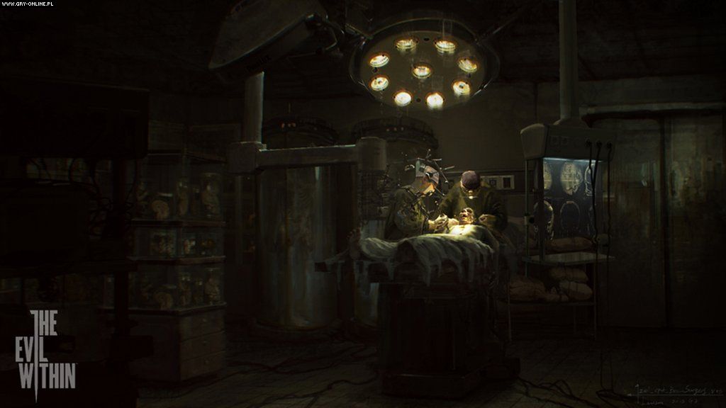 The Evil Within PC, X360, PS3, PS4, XONE Gry Screen 37/50, Tango Gameworks, Bethesda Softworks