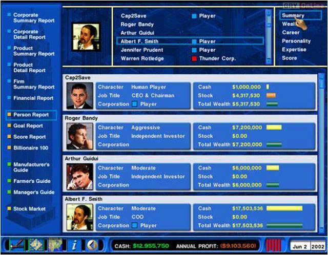 Capitalism ii galeria screenshot w screenshot 2 8 for Capitalism ii