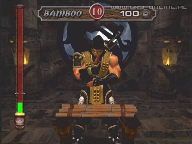 Mortal Kombat: Deadly Alliance - screenshots gallery