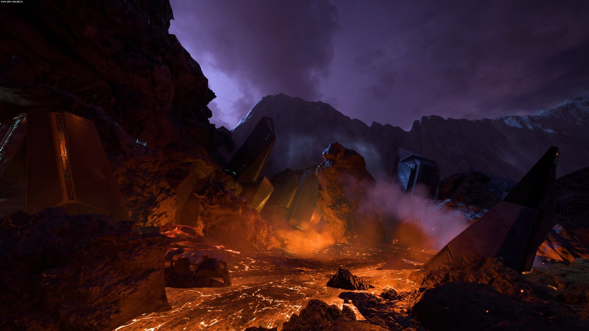 Ps4 Games Science Fiction : Mass effect andromeda screenshots gallery screenshot