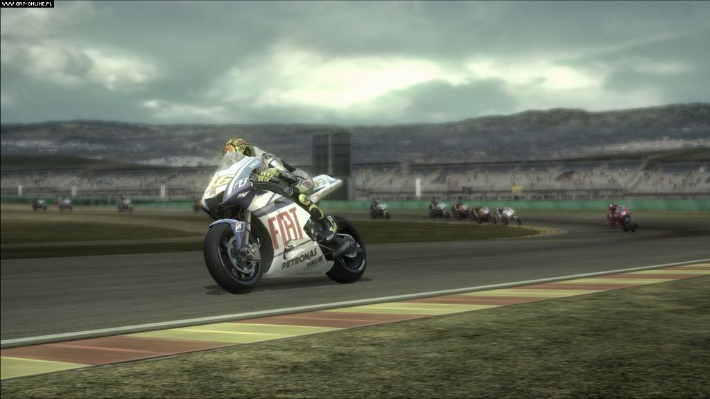 MotoGP 09/10 - screenshots gallery - screenshot 1/93 - gamepressure.com