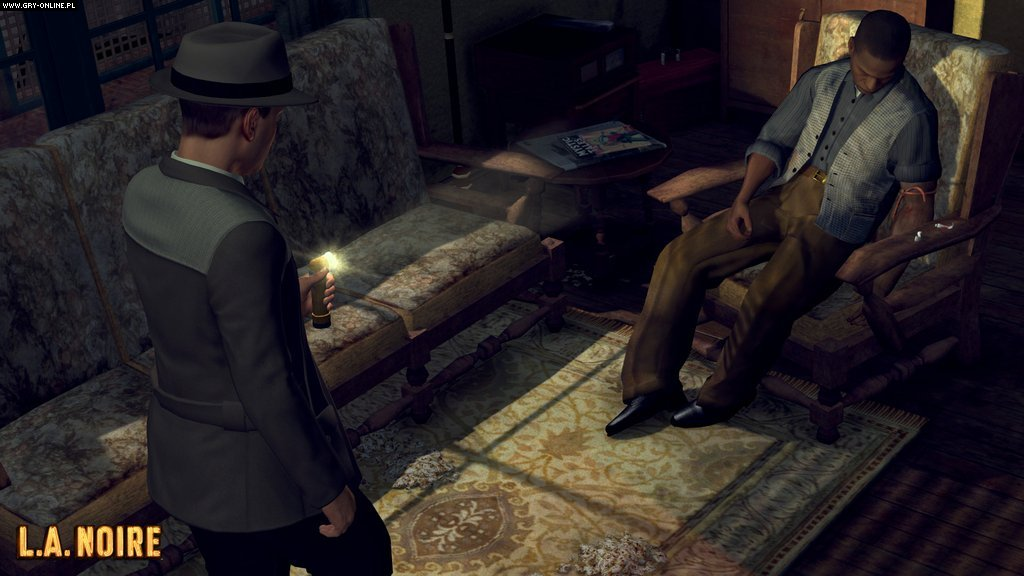 L.A. Noire PC Games Image 4/186, Team Bondi, Rockstar Games