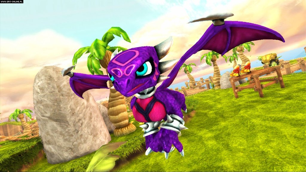 Skylanders: Spyro's Adventure X360 Gry Screen 7/85, Toys for Bob, Activision Blizzard