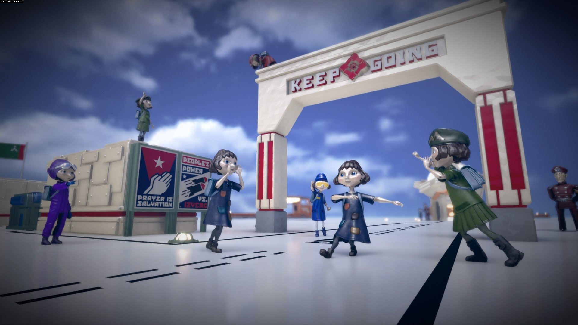The Tomorrow Children PS4 Gry Screen 39/60, Q-Games