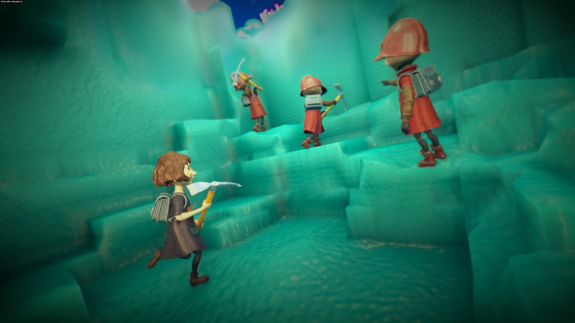 The Tomorrow Children PS4 Gry Screen 34/60, Q-Games