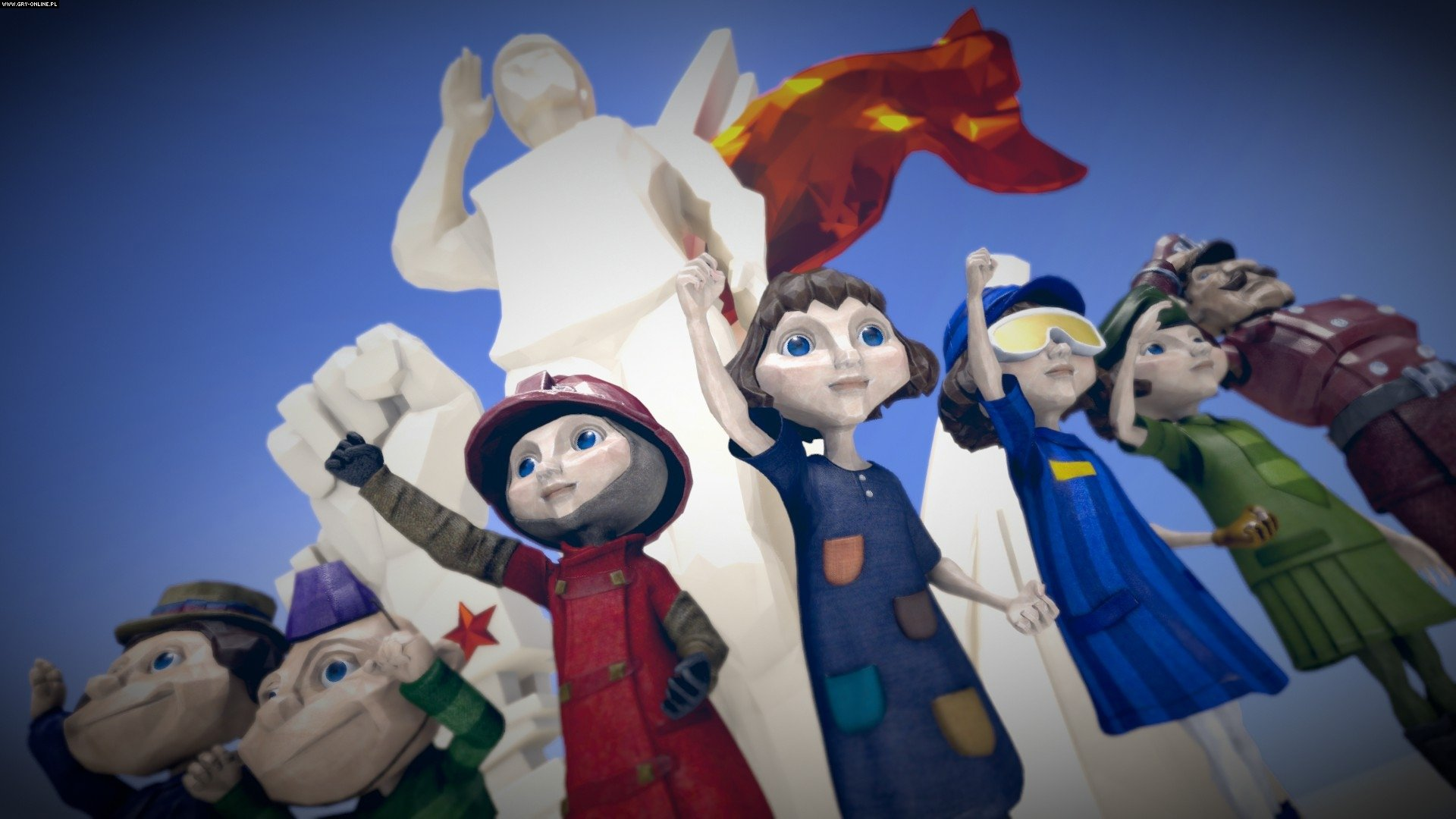 The Tomorrow Children PS4 Gry Screen 29/60, Q-Games