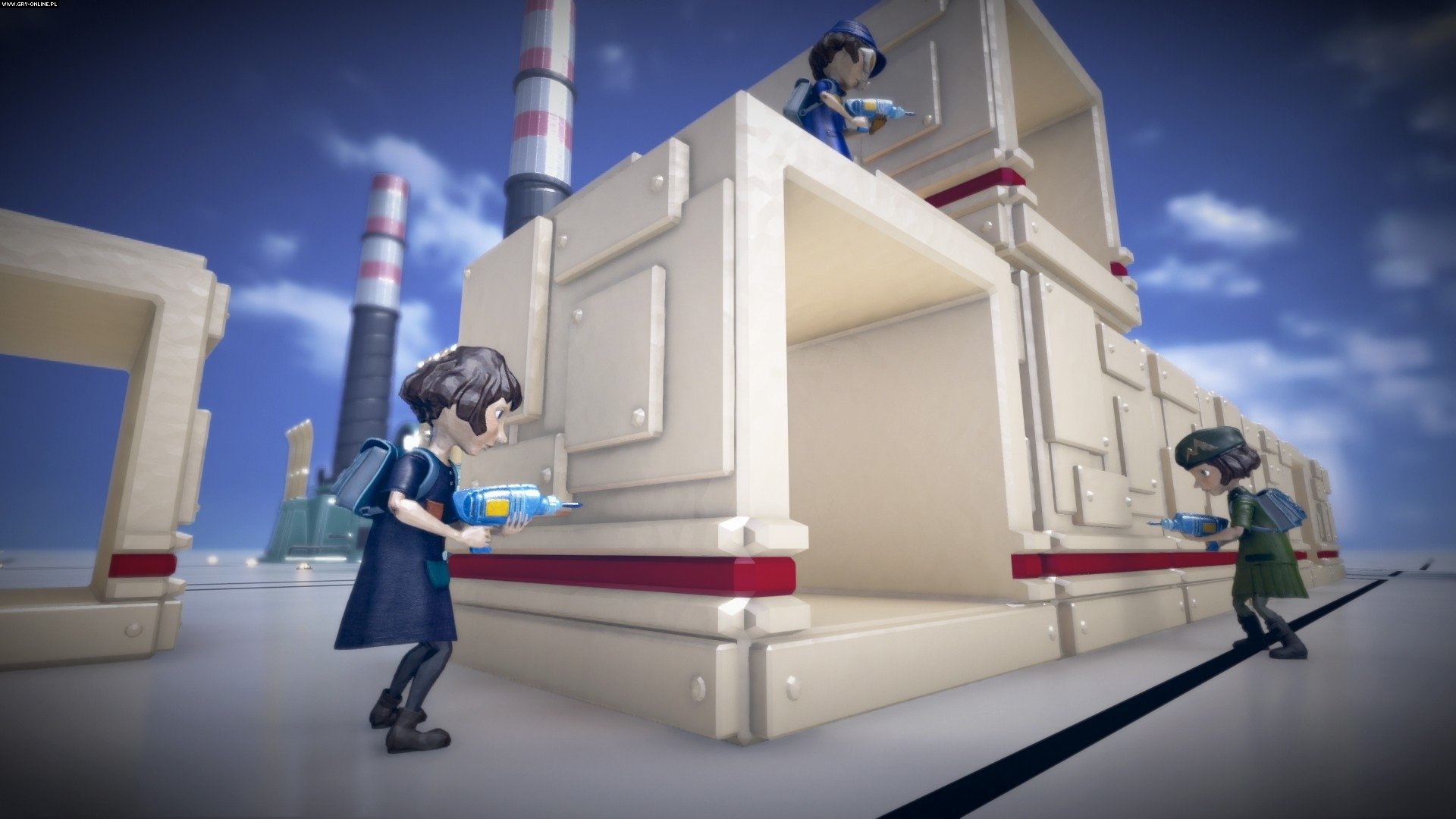 The Tomorrow Children PS4 Gry Screen 27/60, Q-Games