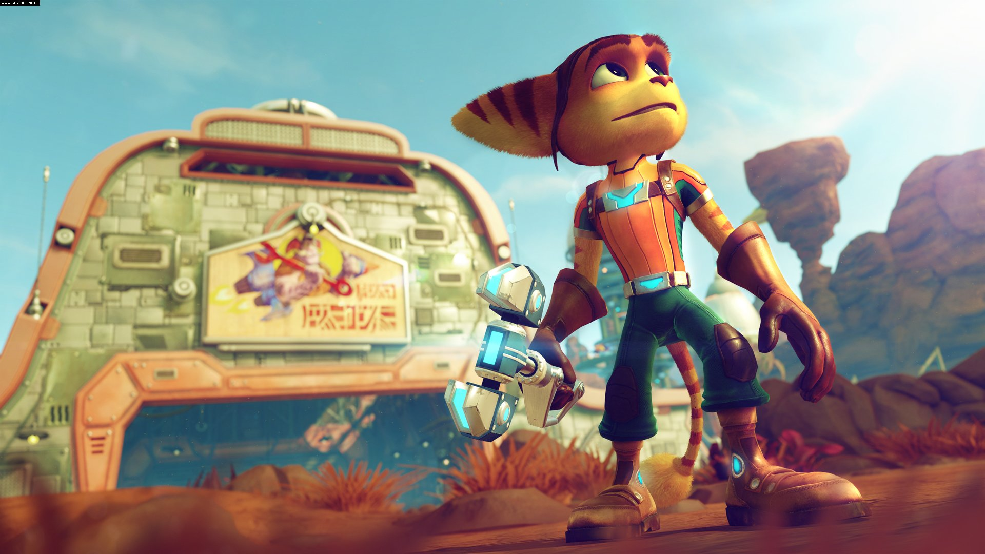 Ratchet & Clank PS4 Games Image 14/15, Insomniac Games, Sony Interactive Entertainment