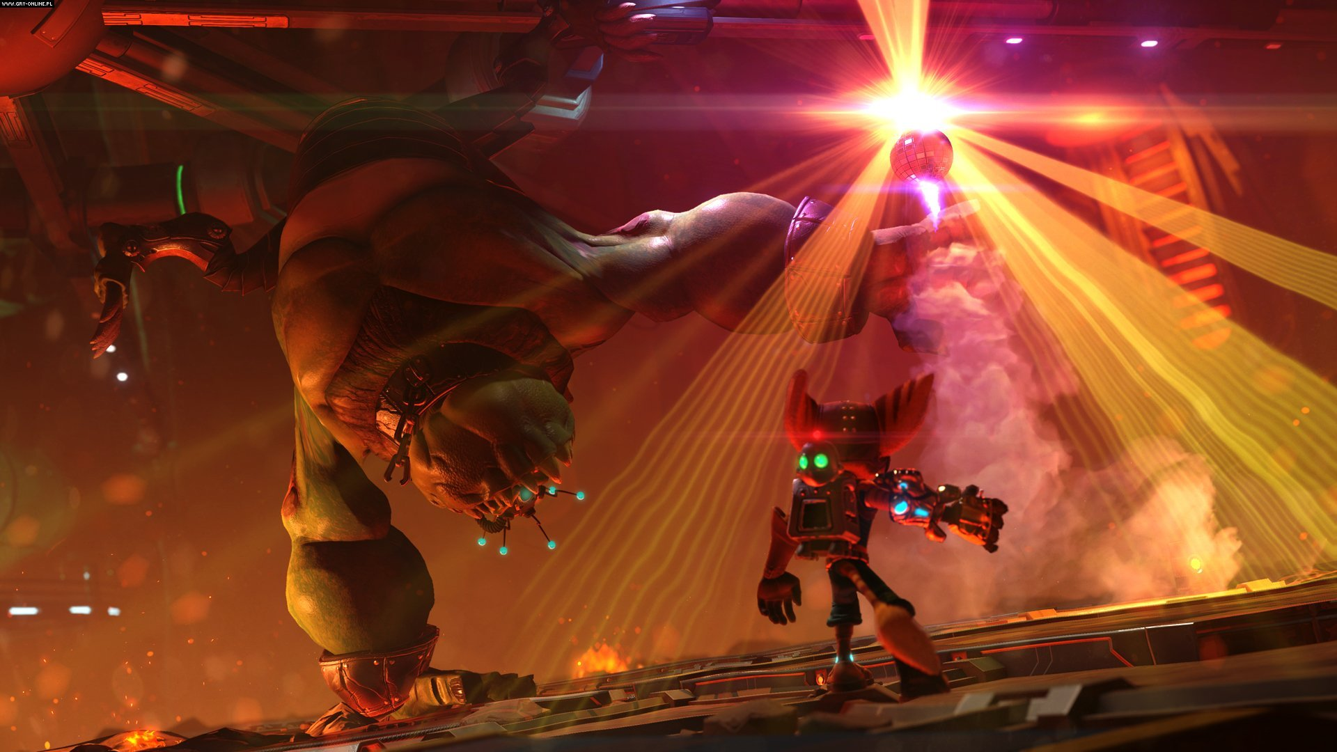 Ratchet & Clank PS4 Gry Screen 13/15, Insomniac Games, Sony Interactive Entertainment