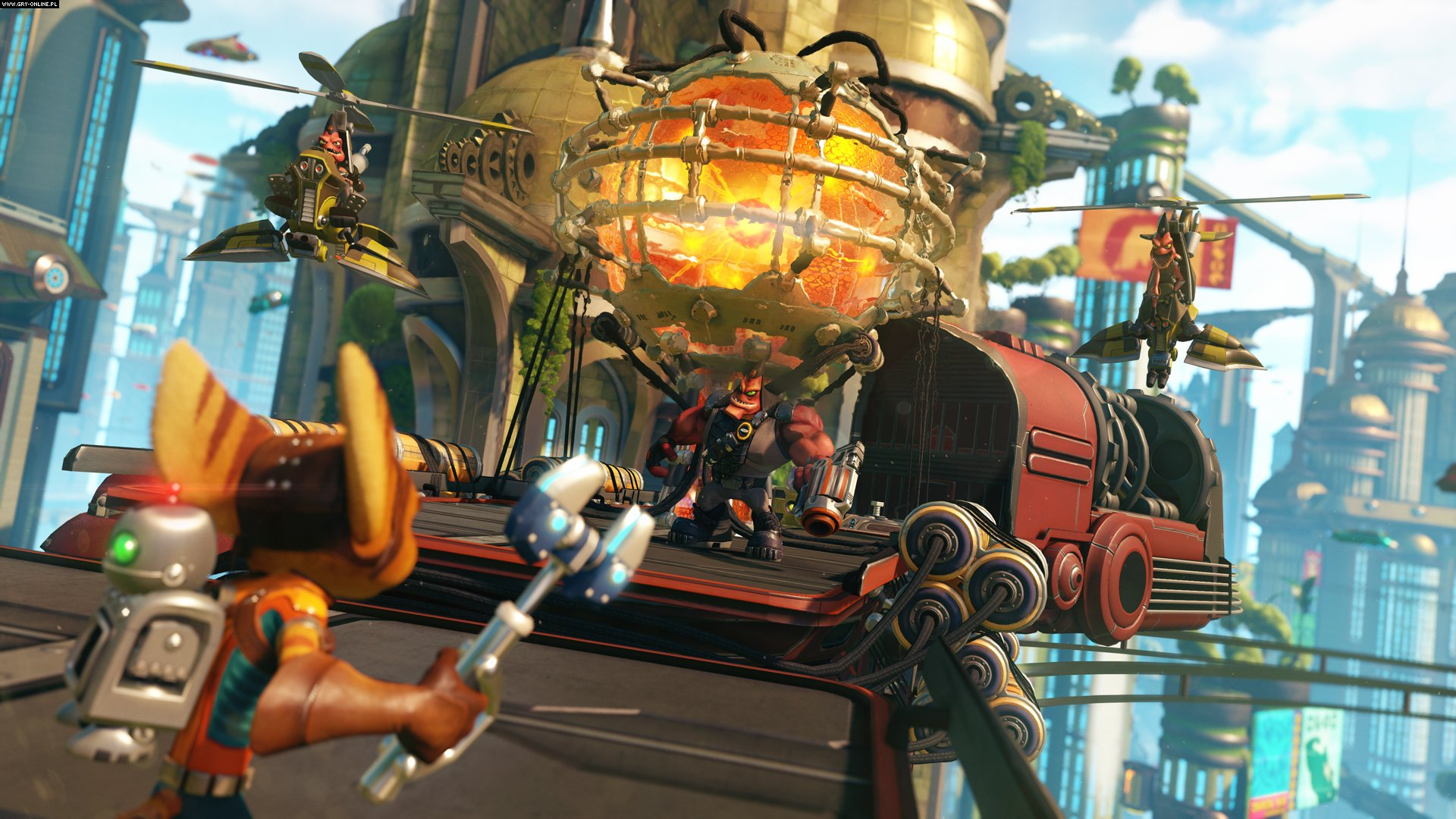 Ratchet & Clank PS4 Games Image 12/15, Insomniac Games, Sony Interactive Entertainment