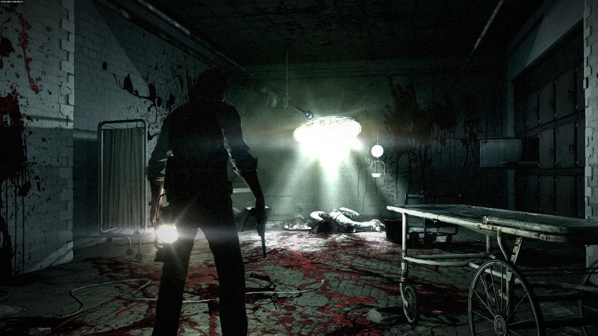 The Evil Within PC, X360, PS3, PS4 Gry Screen 47/50, Tango Gameworks, Bethesda Softworks
