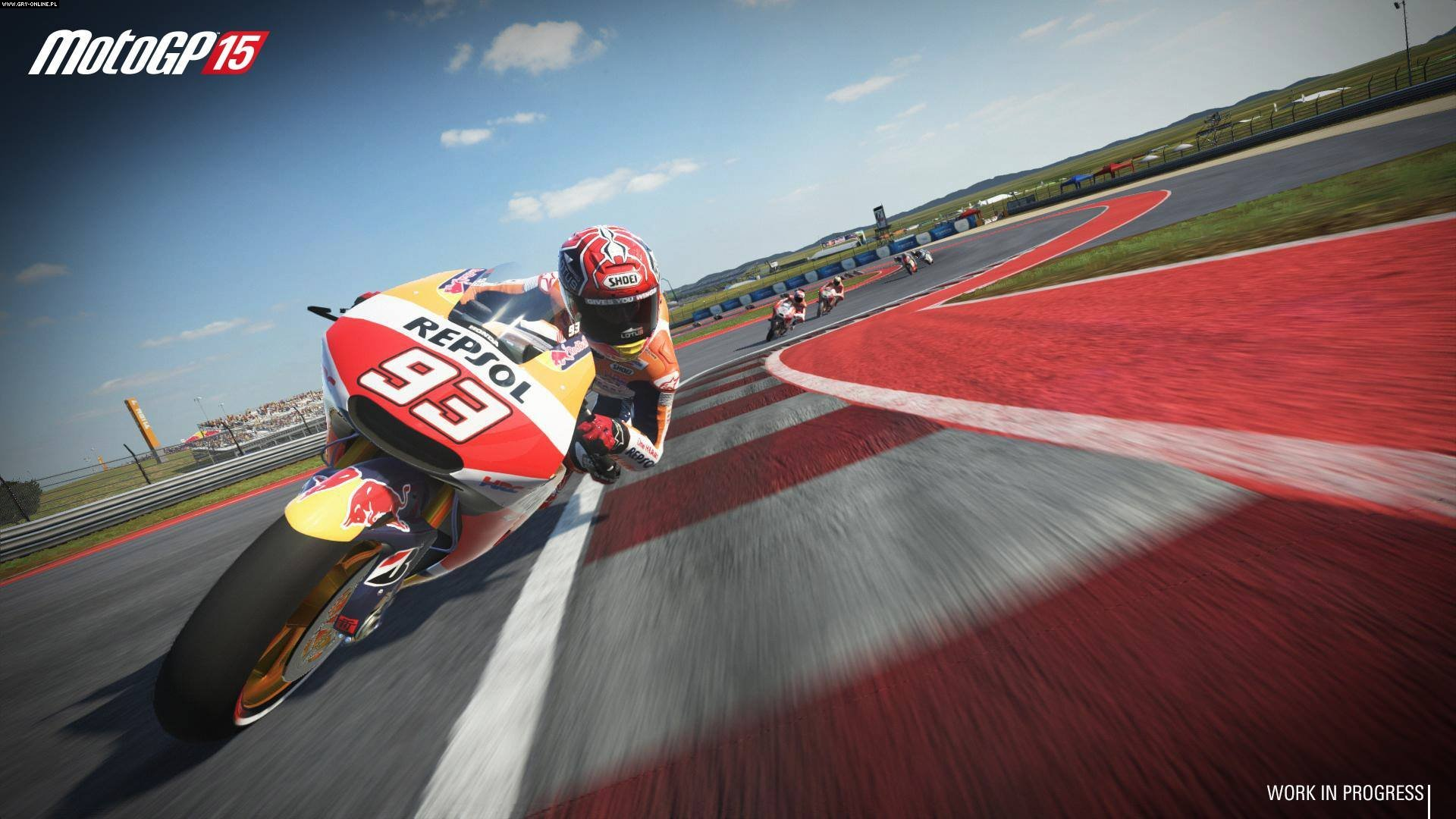 MotoGP 15 - screenshots gallery - screenshot 7/7 - gamepressure.com