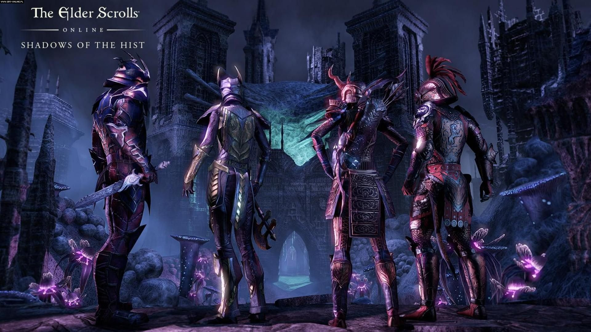 The Elder Scrolls Online: Shadows of the Hist PC, XONE, PS4 Gry Screen 3/3, ZeniMax Online Studios, Bethesda Softworks