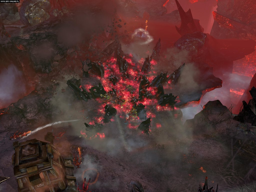 Warhammer 40,000: Dawn of War II - Retribution PC Gry Screen 13/13, Relic Entertainment, THQ Inc.