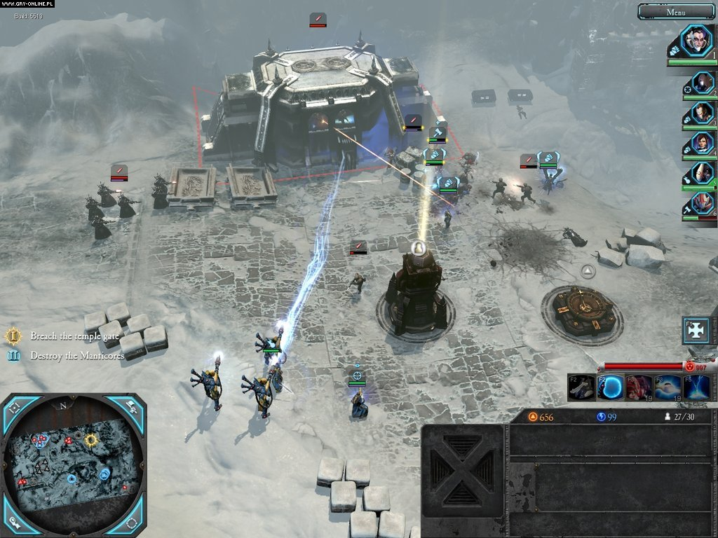 Warhammer 40,000: Dawn of War II - Retribution PC Gry Screen 11/13, Relic Entertainment, THQ Inc.