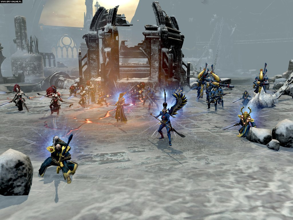 Warhammer 40,000: Dawn of War II - Retribution PC Gry Screen 8/13, Relic Entertainment, THQ Inc.