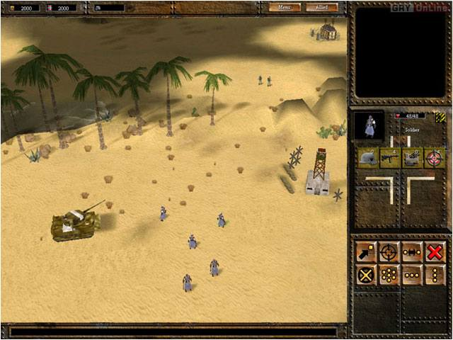 War Times PC Gry Screen 6/21, Legend Studios, Strategy First
