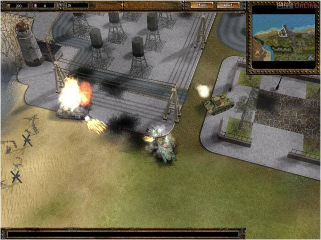 War Times PC Gry Screen 5/21, Legend Studios, Strategy First