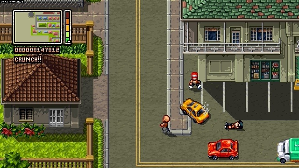 Shakedown Hawaii PC, 3DS, PSV, PS4, Switch Games Image 8/10, Vblank Entertainment Inc.