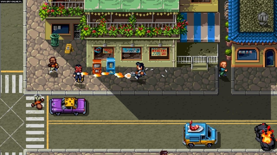 Shakedown Hawaii PC, 3DS, PSV, PS4, Switch Games Image 4/10, Vblank Entertainment Inc.