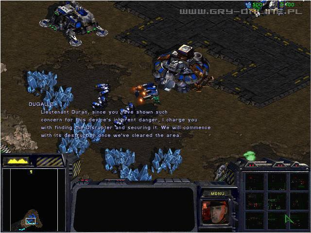 StarCraft: Brood War PC Gry Screen 8/12, Blizzard Entertainment